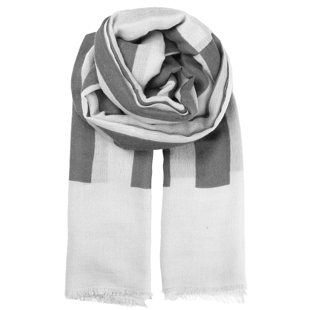 Jet Scarf - Steel Grey