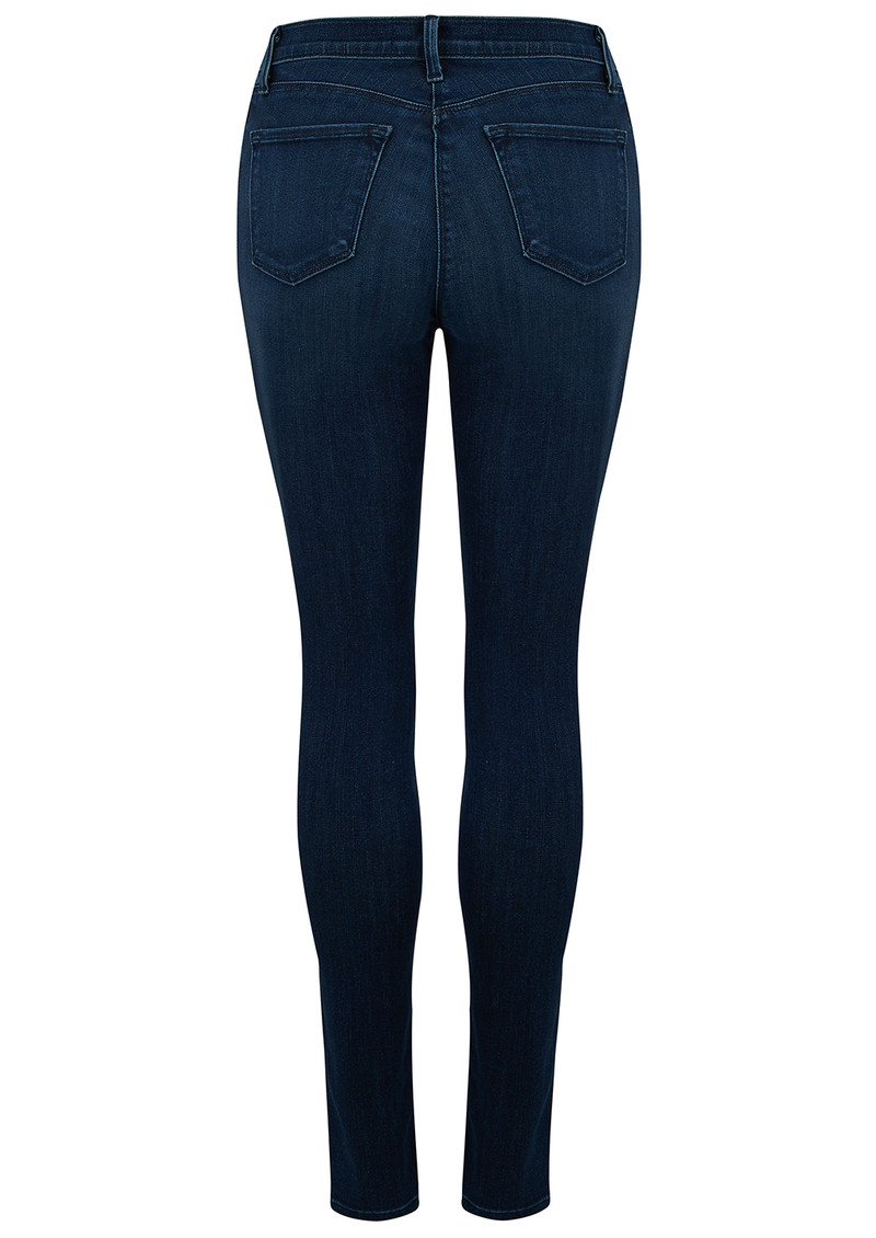 J Brand Mid Rise Skinny Jeans - Fix main image