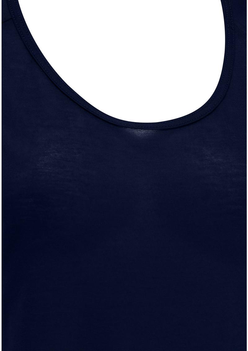 KORAL Aura Tank - Midnight Blue main image