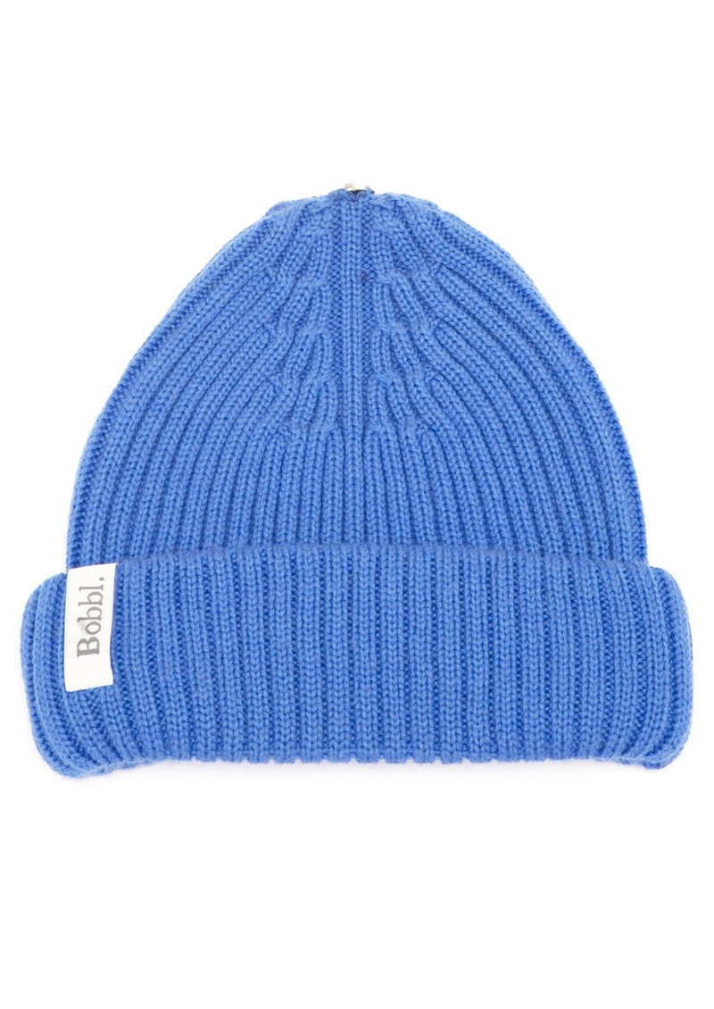 BOBBL Bobbl Knitted Hat - Cobalt Blue main image