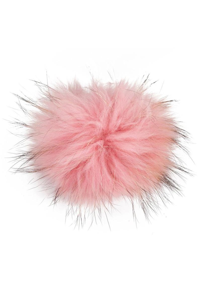 BOBBL Big Fur Bobbl - Pale Pink main image