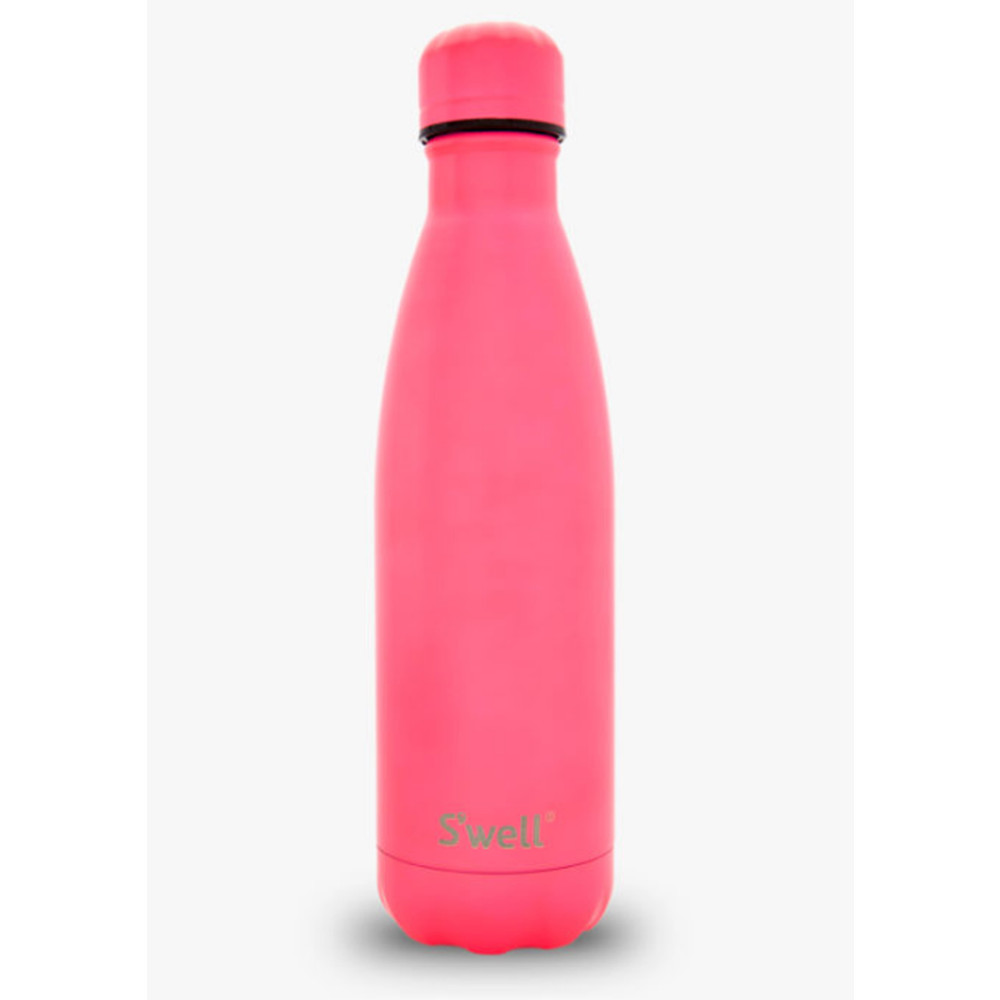 The Satin 17oz Bottle - Bikini Pink