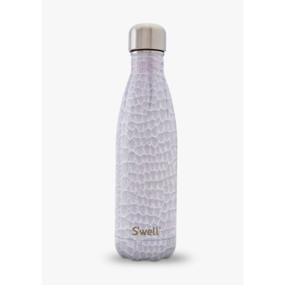 Exotic 17oz Bottle - Blanc Crocodile
