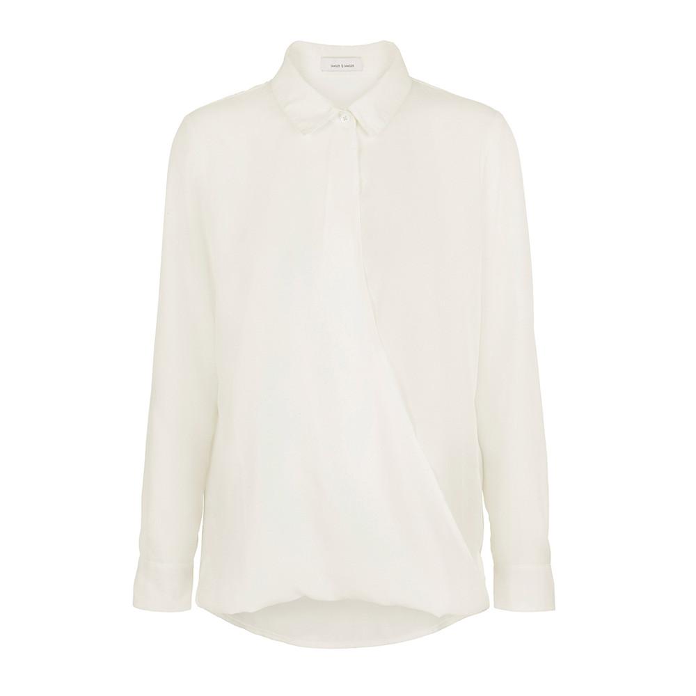 Emilia Shirt - Clear Cream
