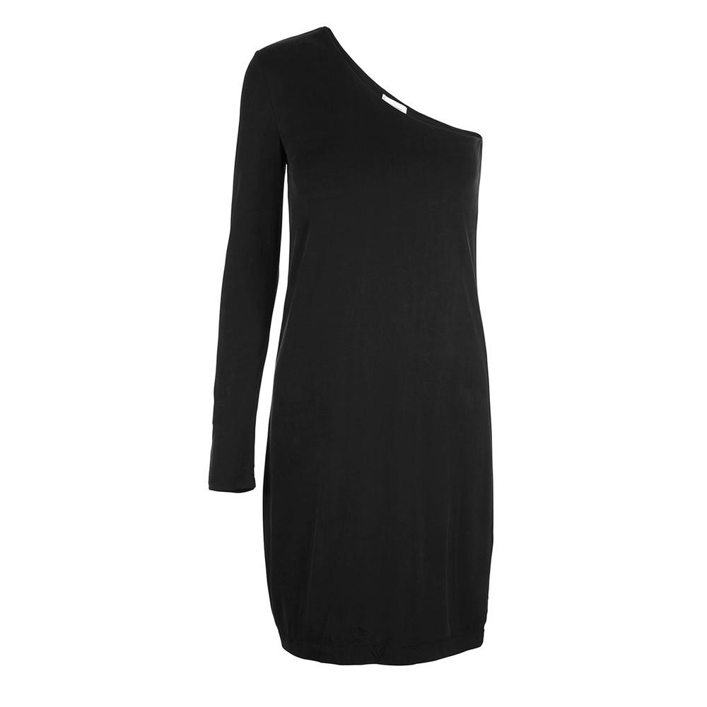 Shamir Short Dress - Black