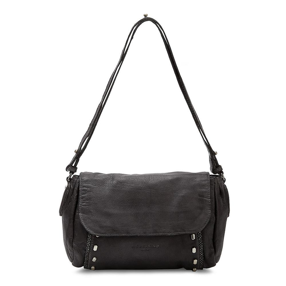 Fukui Leather Bag - Nairobi Black