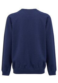 ON THE RISE Attitude Jumper - Navy & Neon Pink