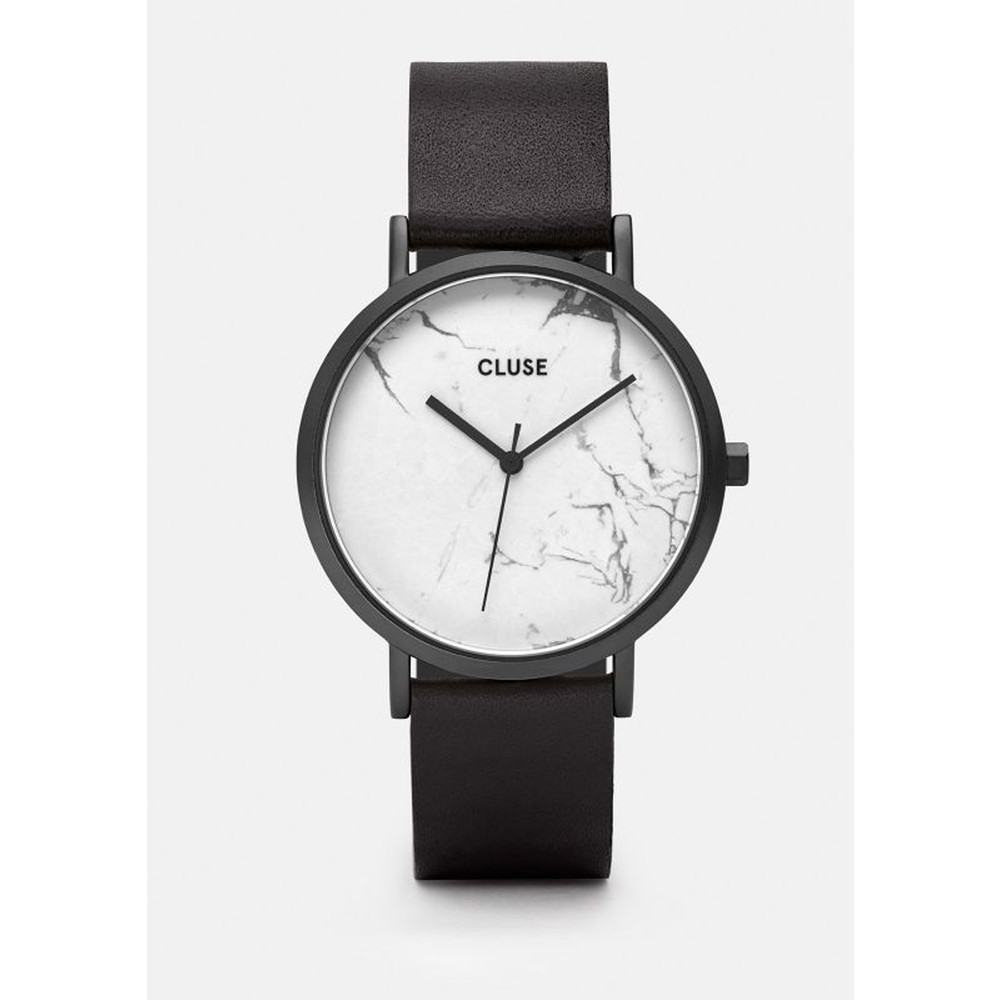 La Roche Black Watch - White & Black