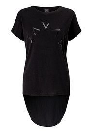 VARLEY Wellworth T-Shirt - Black