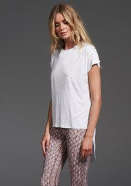VARLEY Wellworth T-Shirt - White