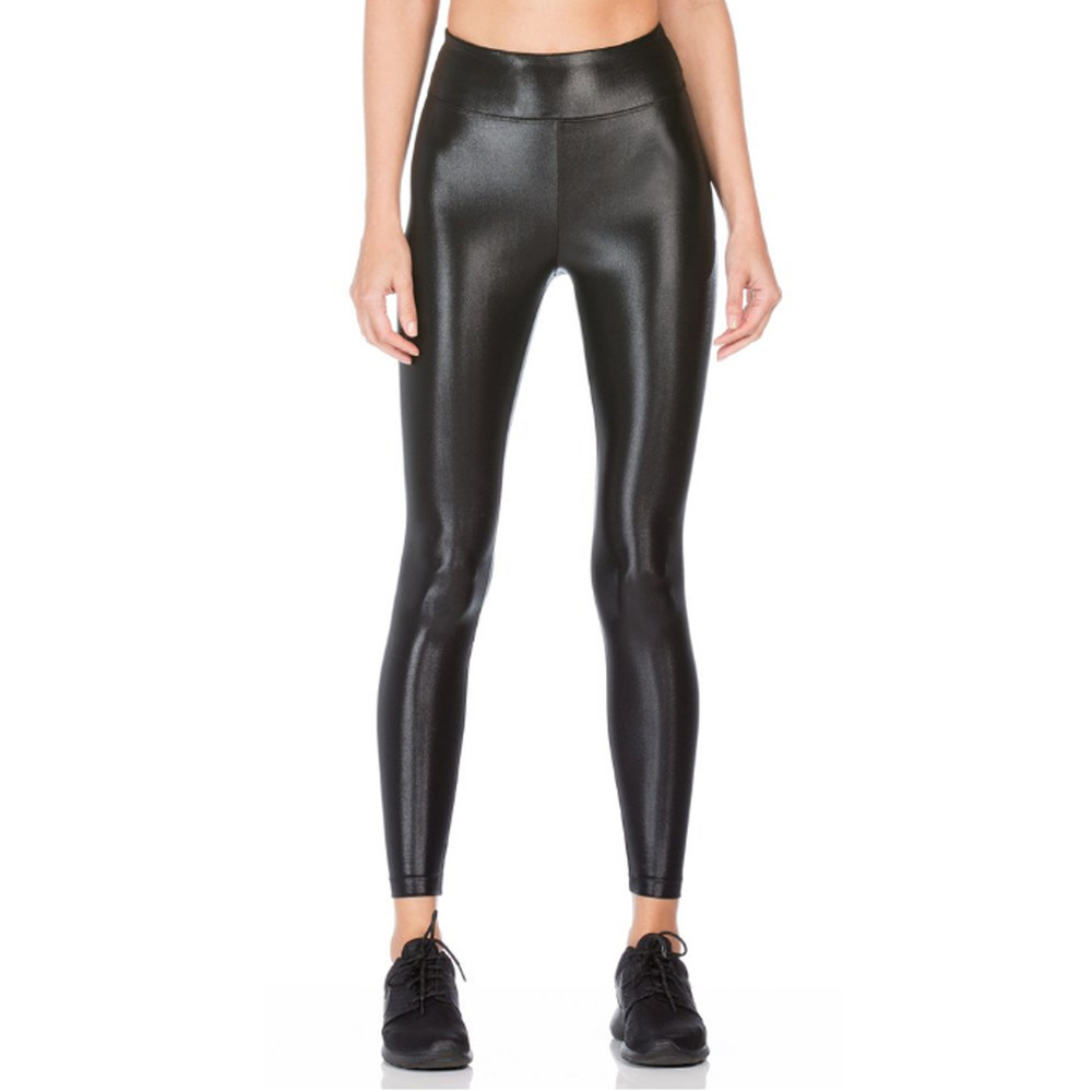 Lustrous Leggings - Black