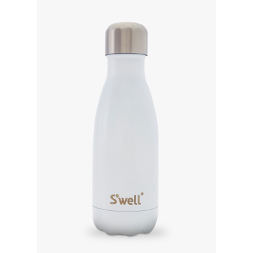 The Shimmer Water Bottle 9oz - Angel Food