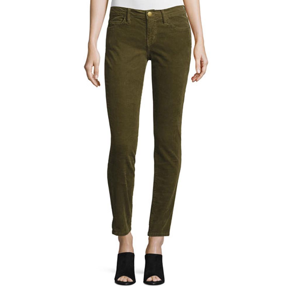 The Stiletto Corduroy Jeans - Caper