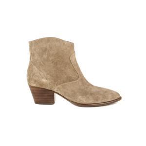 Heidi Bis Suede Boots - Cocco