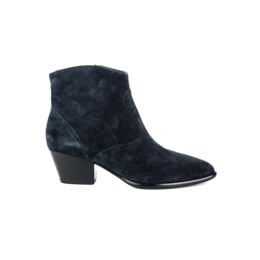 Heidi Bis Suede Boots - Midnight