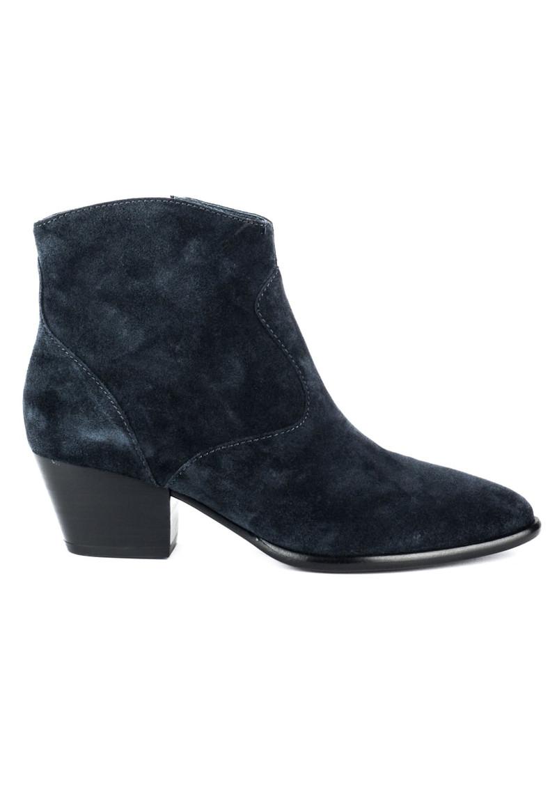 Ash Heidi Bis Suede Boots - Midnight main image