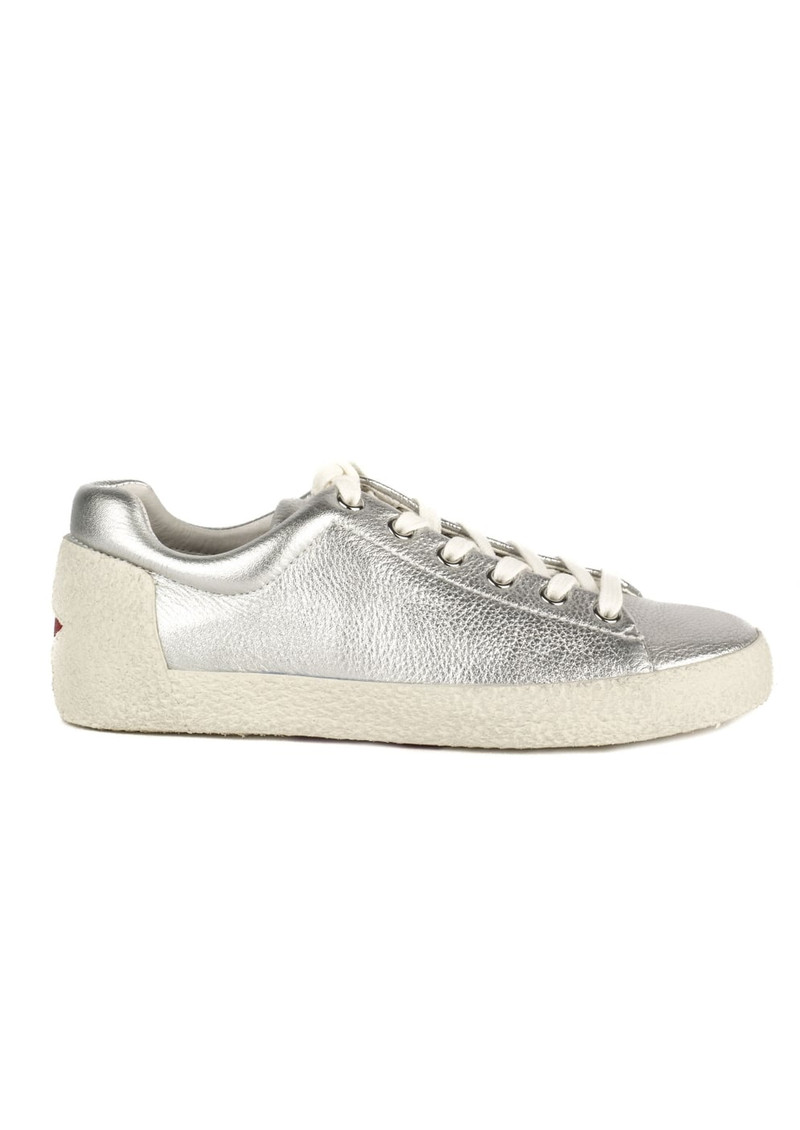 Ash Nicky Trainers - Silver main image