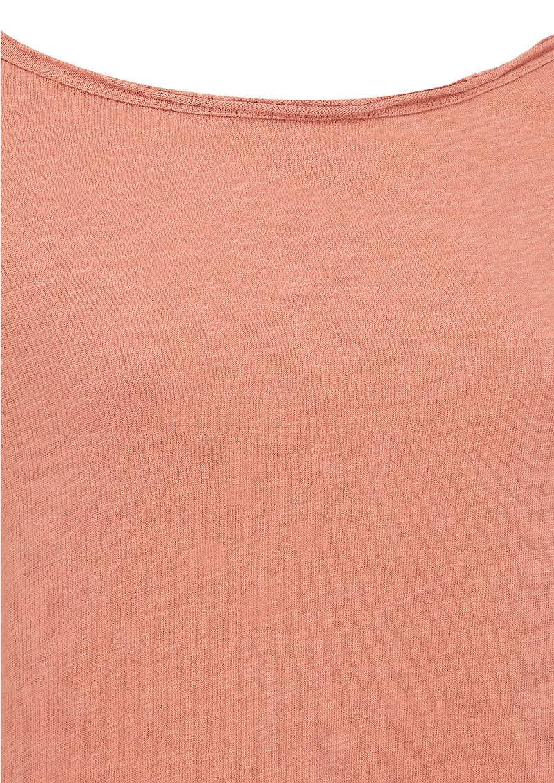 American Vintage Sonoma Long Sleeve Tee - Rose main image