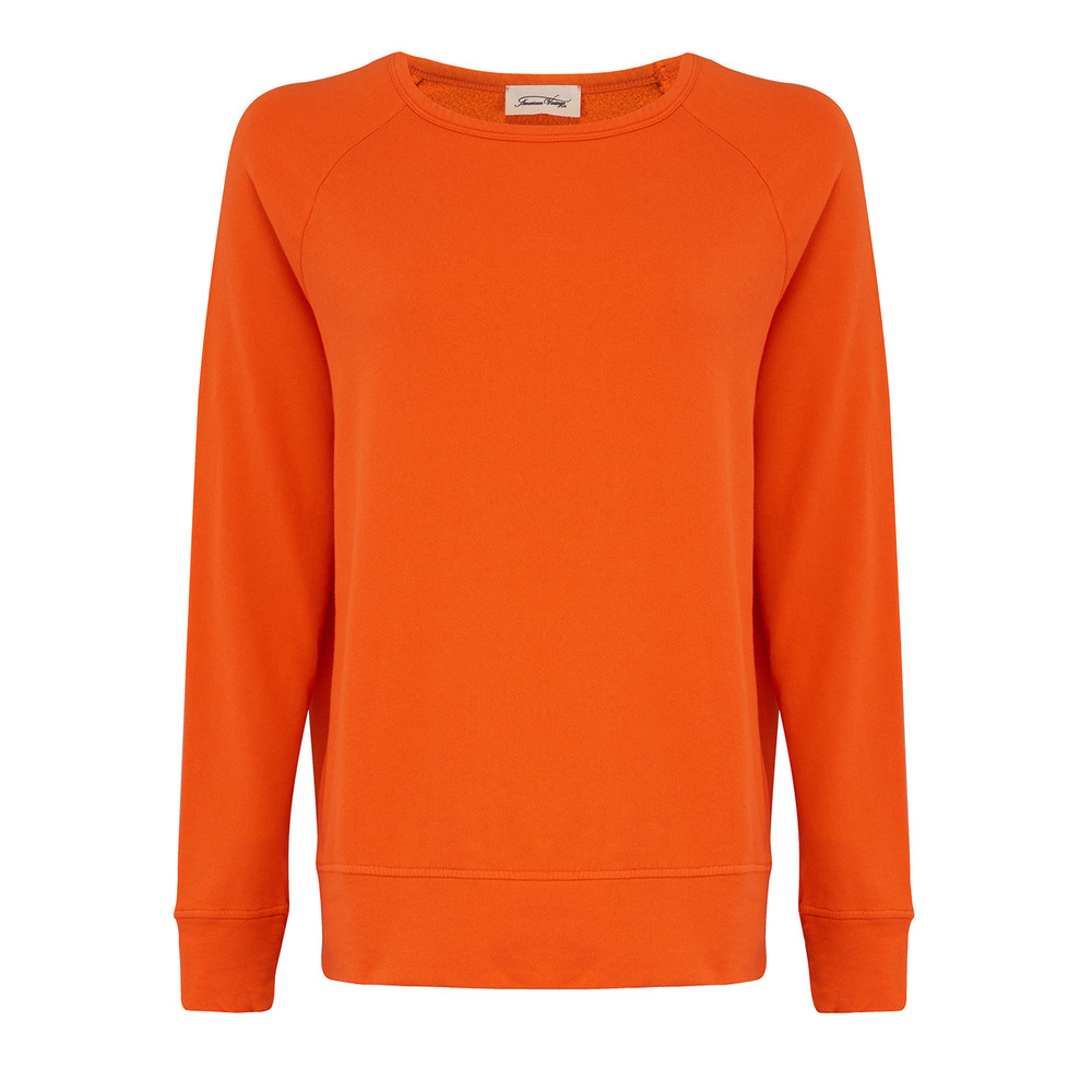 Jaguar Sweater - Mandarin