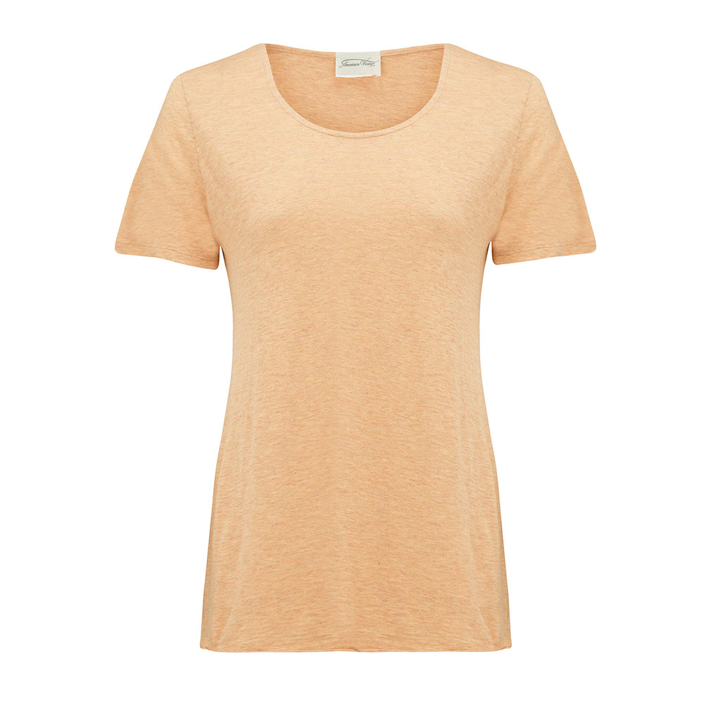 Jacksonville Round Neck T-Shirt - Sahara