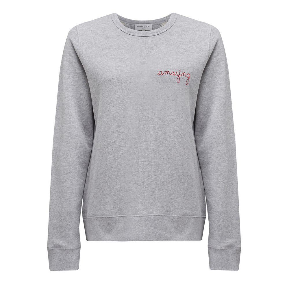 Amazing Sweater - Grey