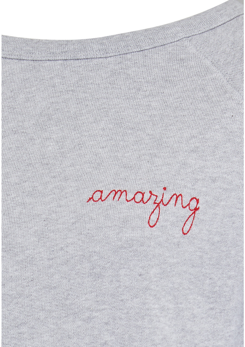MAISON LABICHE Amazing Sweater - Grey main image