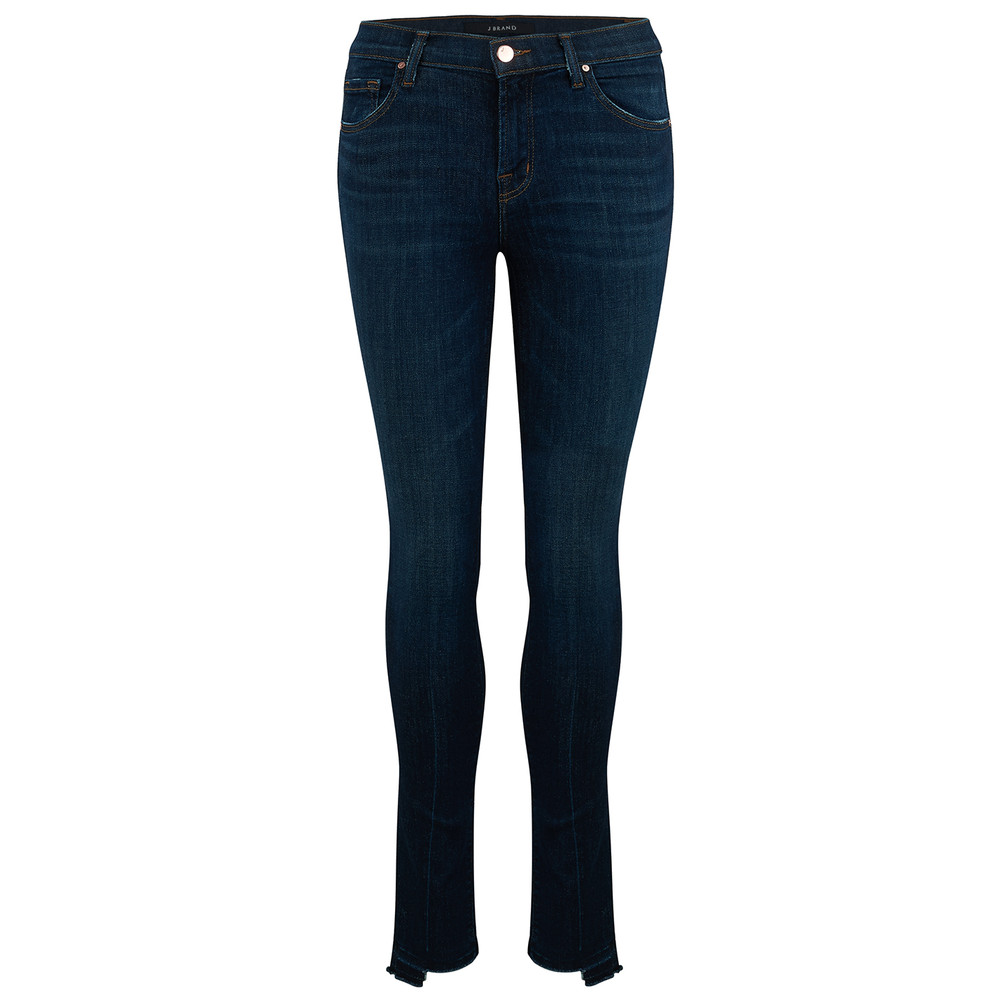 811 Mid Rise Stepped Hem Jean - Disguise