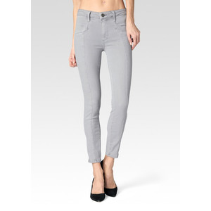 Roxxi Ankle With Seaming Jeans - French Grey