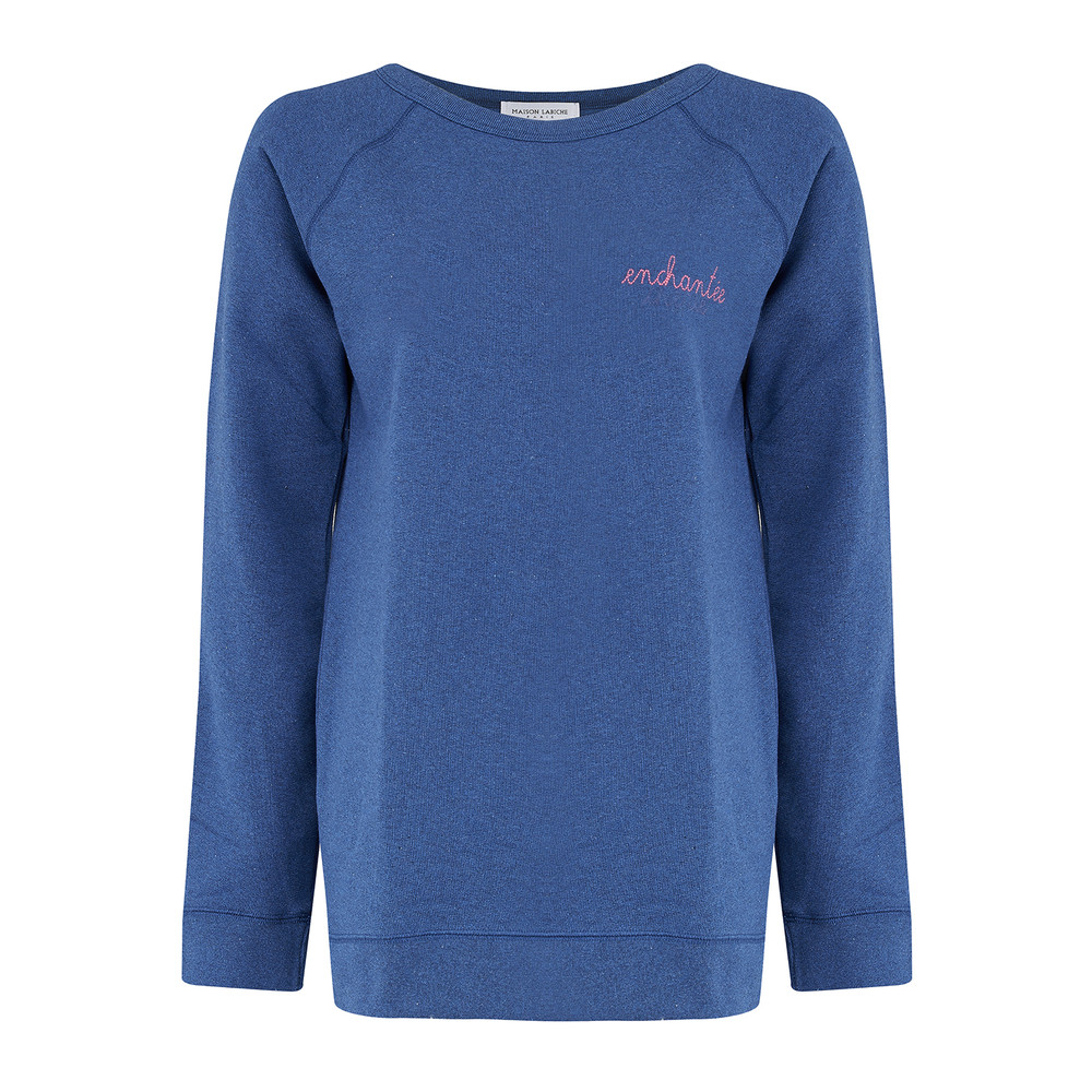 Enchantee Sweater - Blue