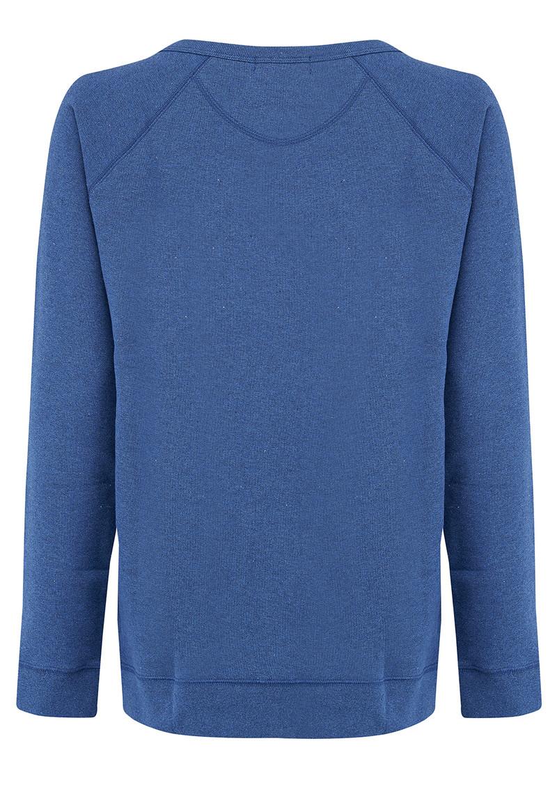 MAISON LABICHE Enchantee Sweater - Blue main image