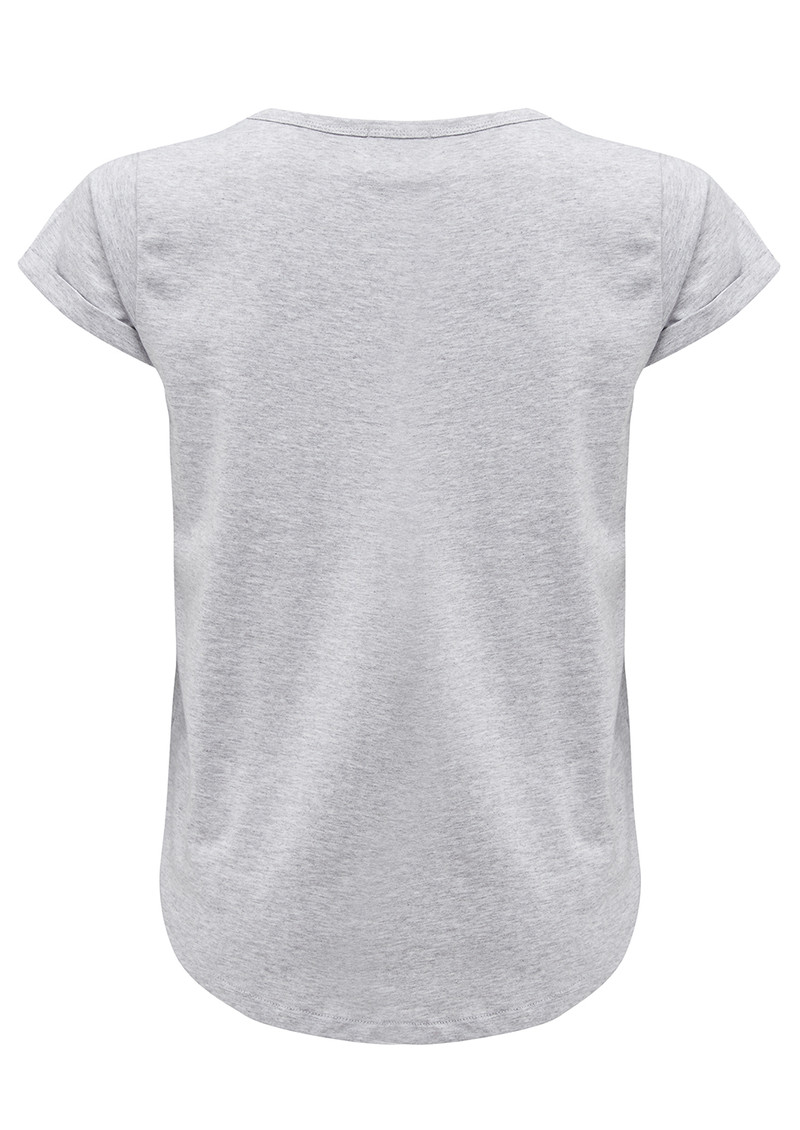 MAISON LABICHE Enchantee Tee - Grey main image