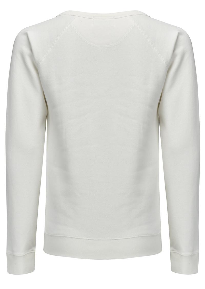 MAISON LABICHE Paradise Embellished Sweater - Snow main image
