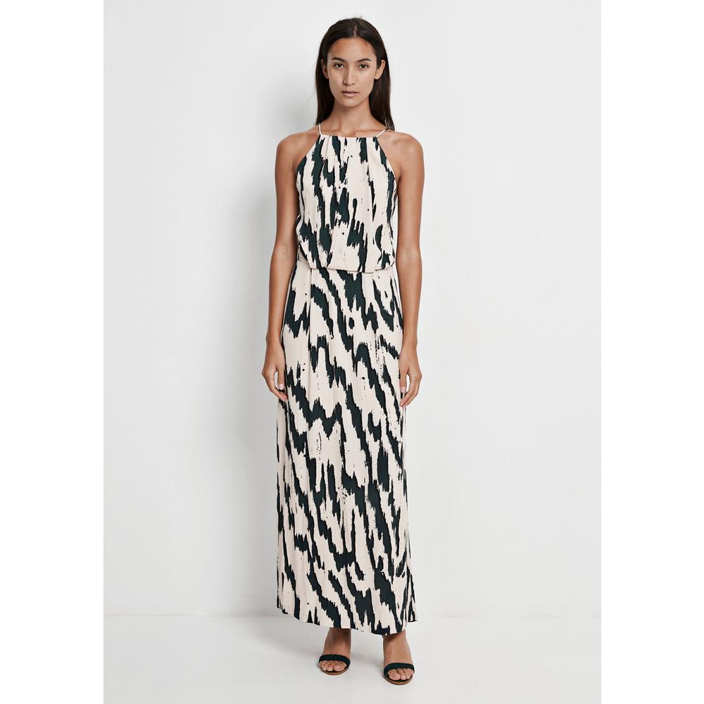 Willow AOP Lace Long Dress - Edge