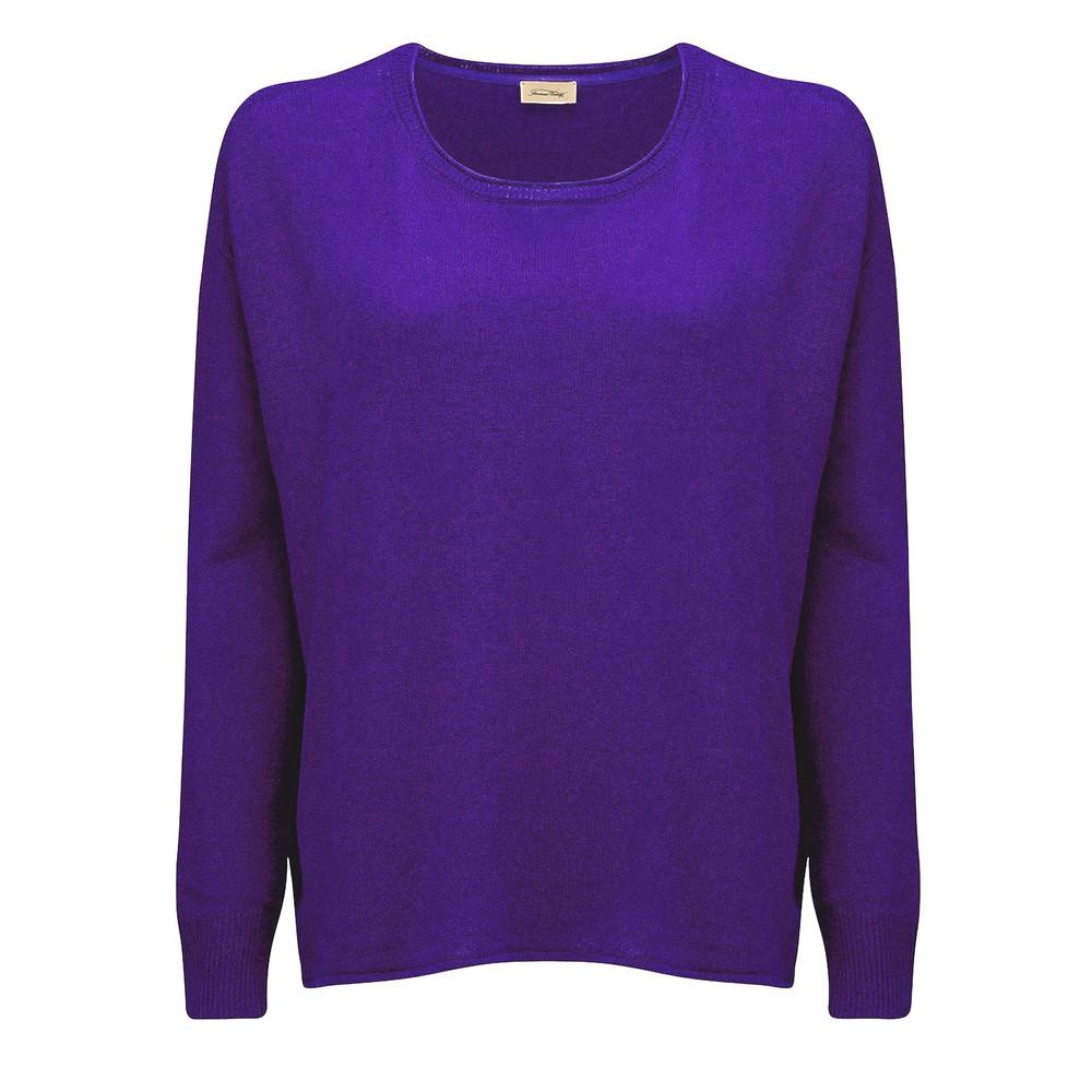Svansky Pullover - Dark Purple