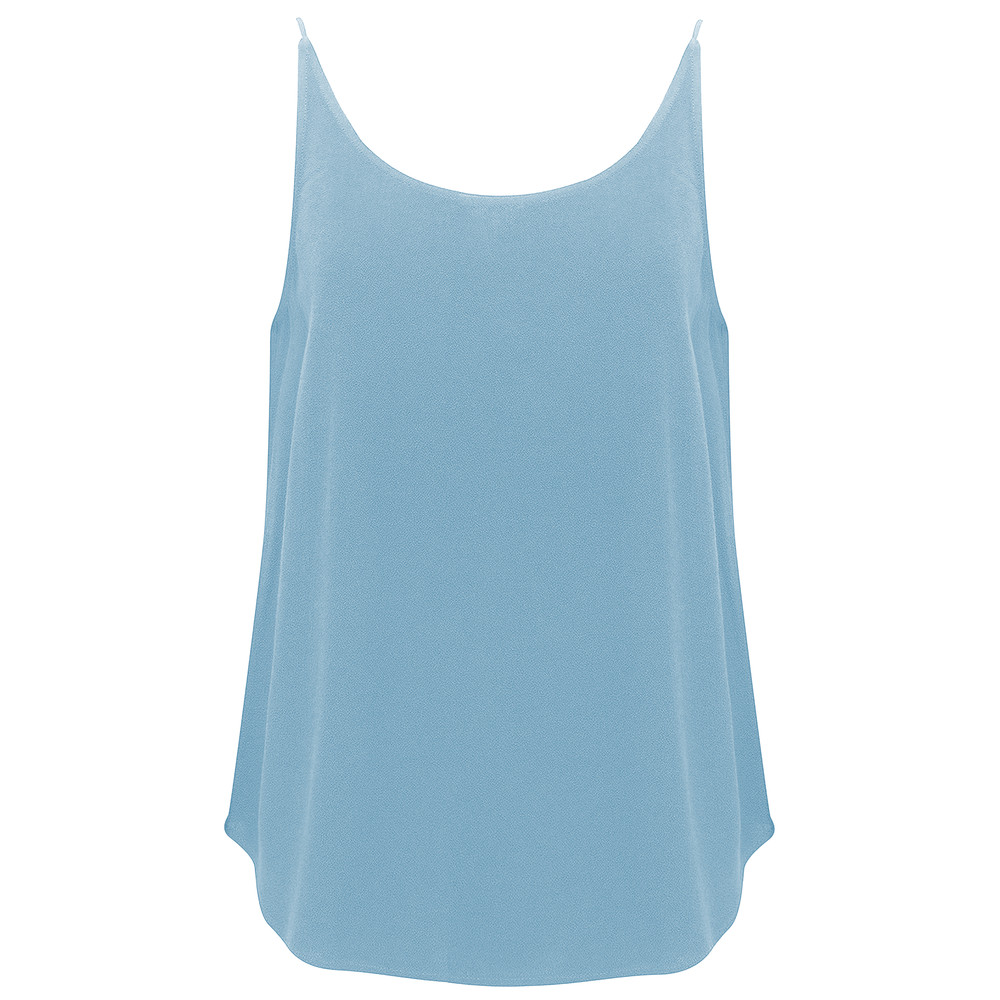 Figue Top - Pastel Blue