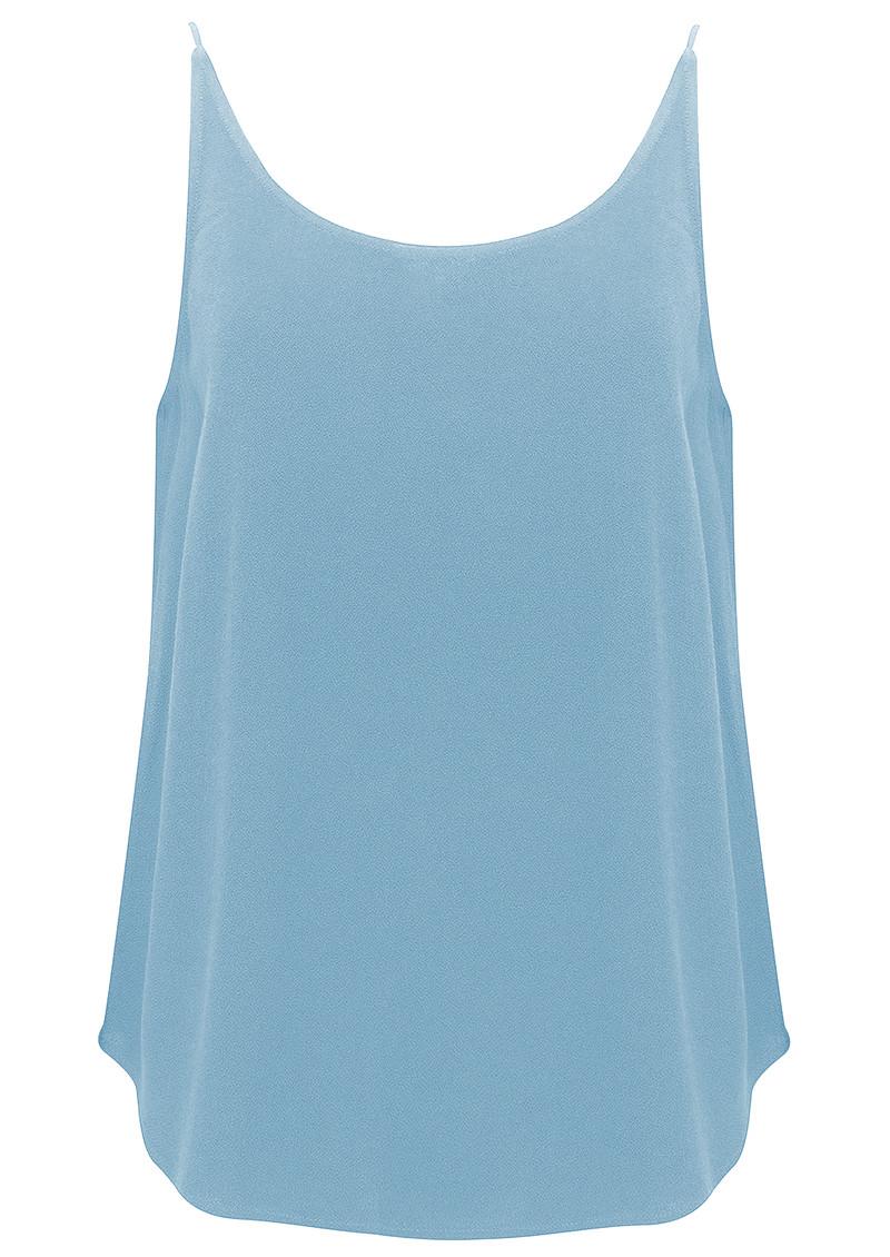 Ba&sh Figue Top - Pastel Blue main image