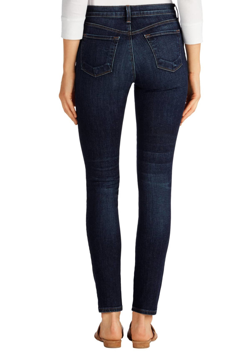 J Brand Maria High Rise Skinny Jeans - Mesmeric main image