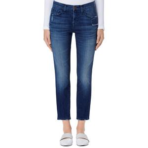 Sadey Mid Rise Slim Straight Jeans - Gone