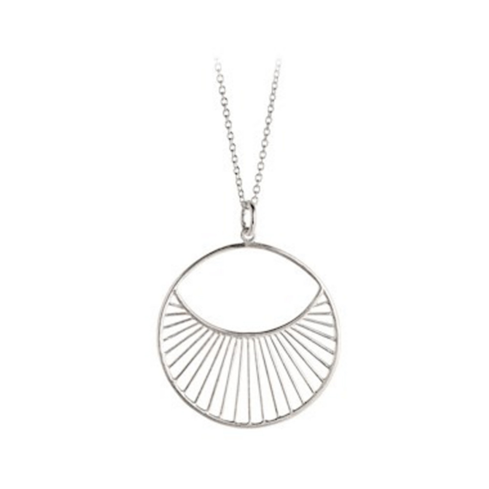 Daylight Necklace - Silver