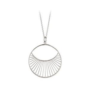 Daylight Necklace - Silver