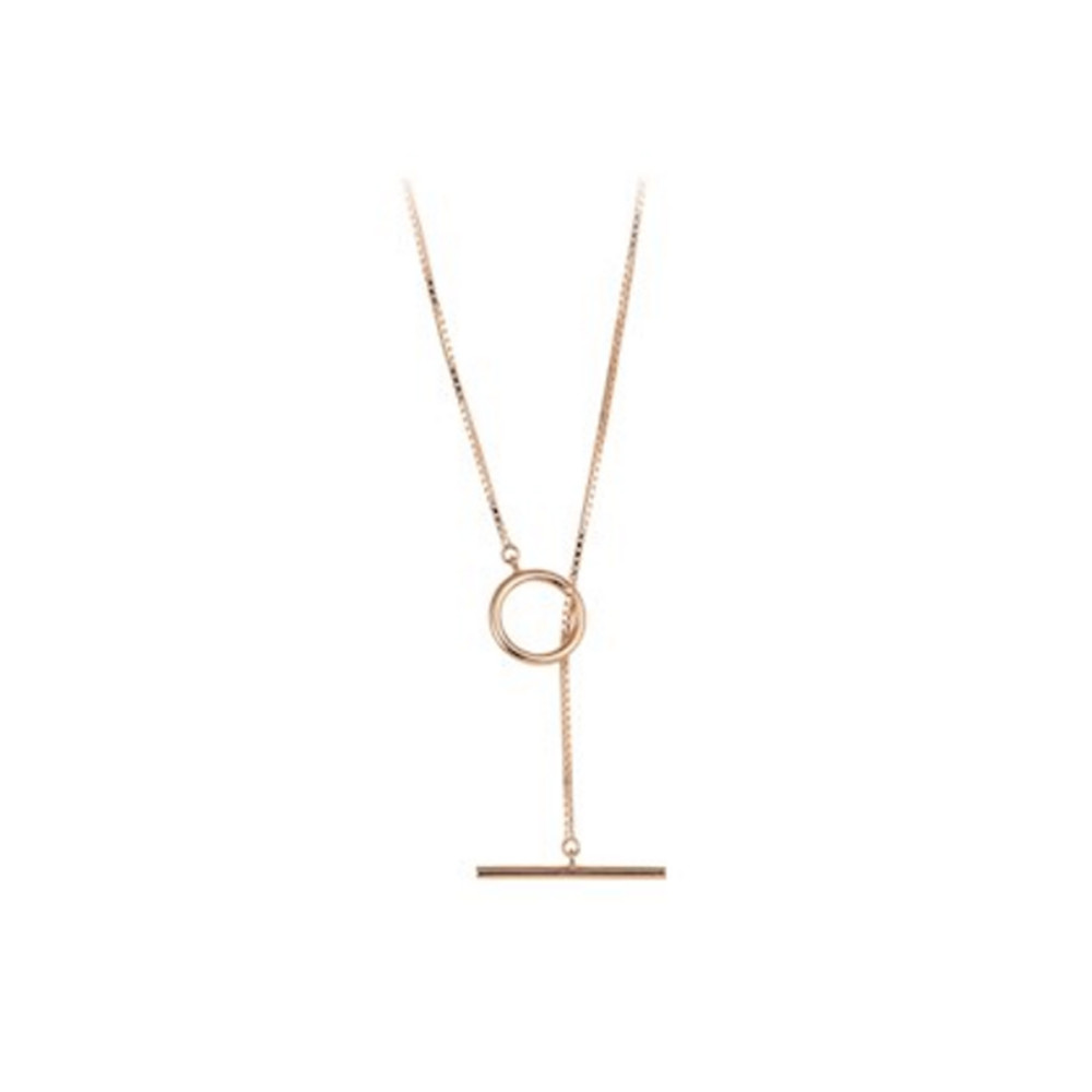 Tango Necklace - Rose Gold