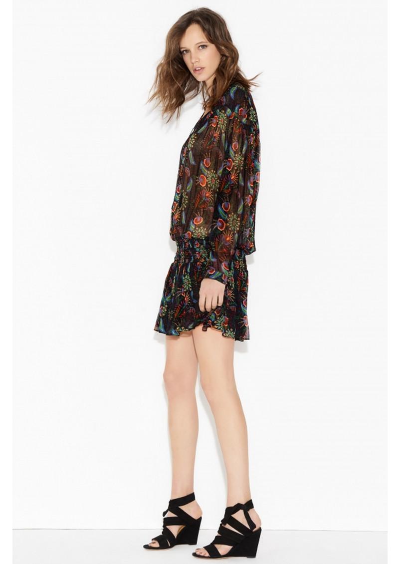 Ba&sh Yanis Dress - Black main image
