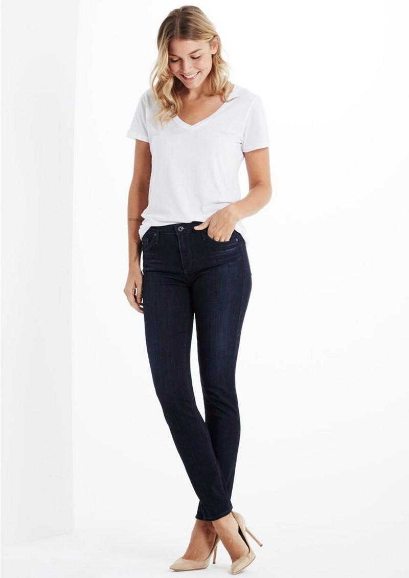AG JEANS The Prima Cigarette Jeans - Brooks main image