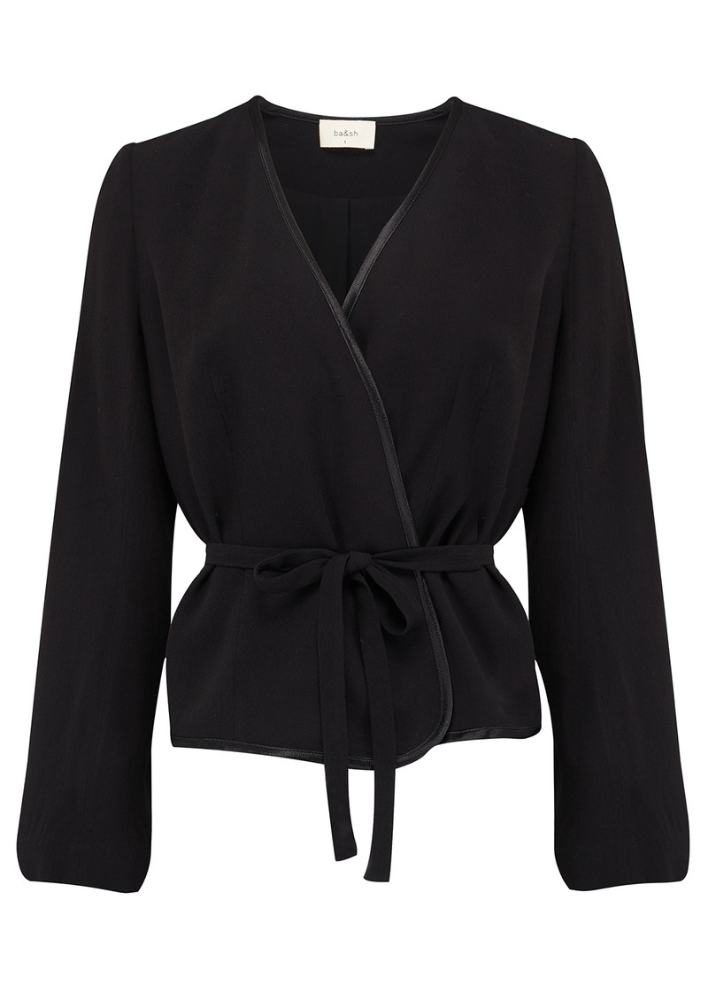Ba&sh Anka Jacket - Black main image
