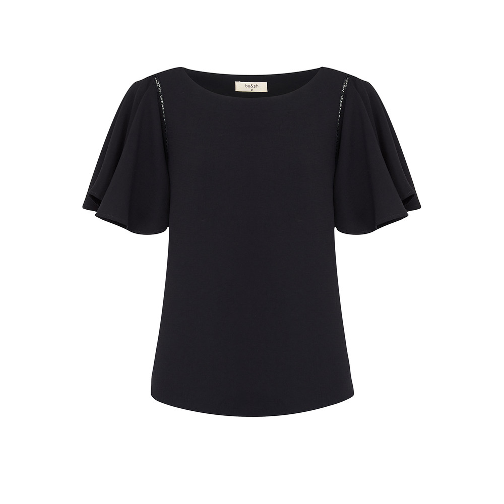Fanja Top - Black
