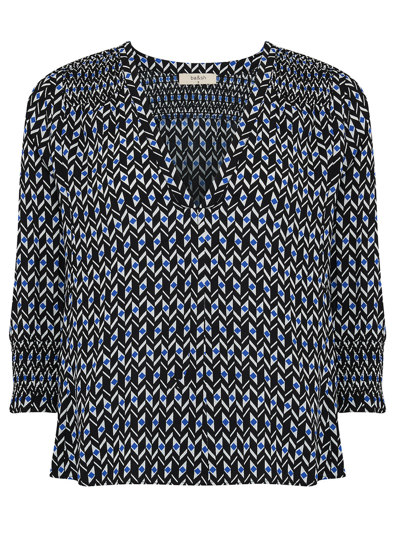 Ba&sh Leo Blouse - Blue main image