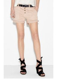 Ba&sh Cmira Shorts - Makeup