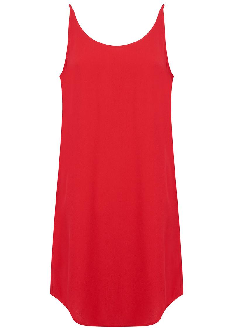 Ba&sh Yaise Dress - Rouge  main image