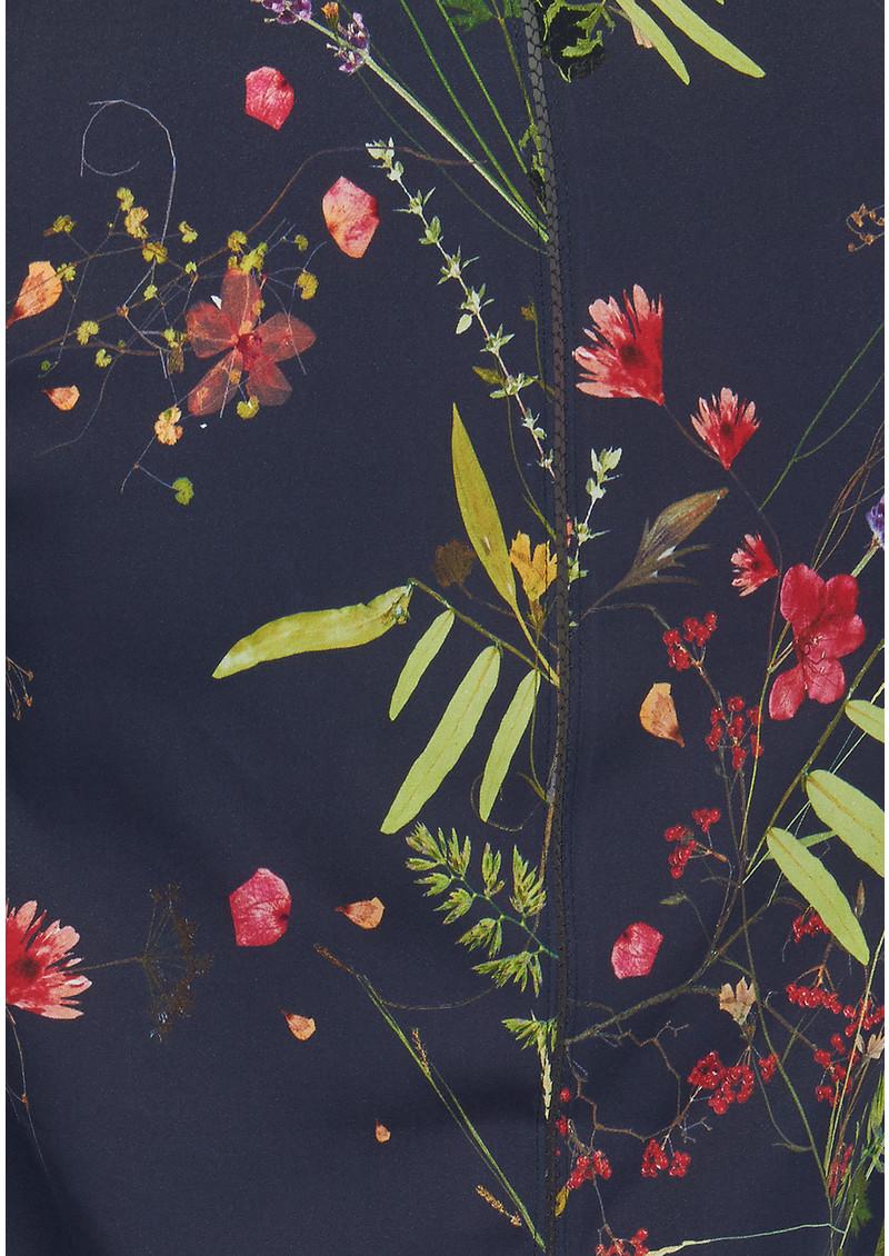 AHLVAR Peek Garden Tee - Cold Blue main image