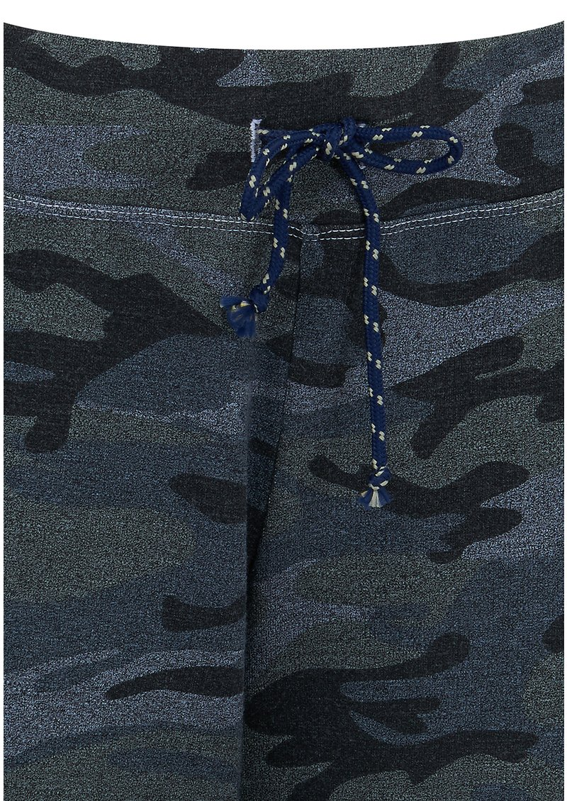 SUNDRY Active Camo Sweatpants - Chambray main image